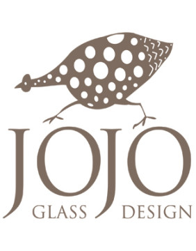 Jojo Glass Design Logo Design