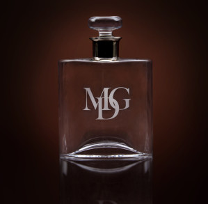 Platinum neck flask