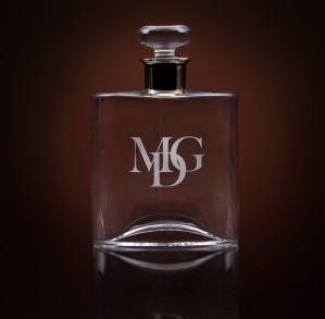 Platinum neck flask