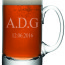 BEER-TANKARD Initials on front