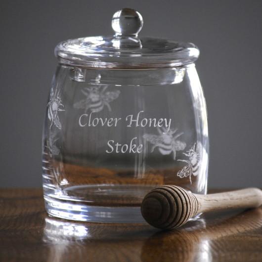 Honey pot Bees