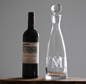 Hampshire decanter 2016