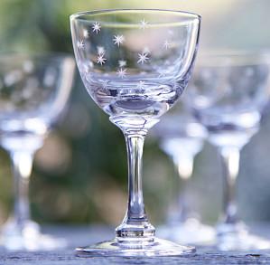 The Vintage list Liqueur glasses