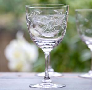 The Vintage list Wine glasses