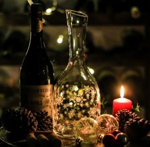 Christmas collection Carafe